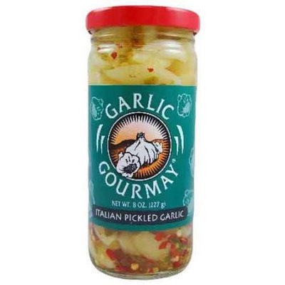 Garlic Gourmay Italian Pickled Garlic, 8 oz