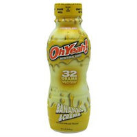 ISS ISSSSRTDS0012BANALQ Oh Yeah RTD 12ct Bananas N Cream