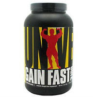 Universal Nutrition Gain Fast Chocolate Shake - 5.1 lbs