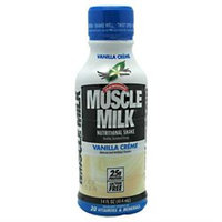 Cytosport 400602 Muscle Milk Drink Vanilla Creme 12 Bottles