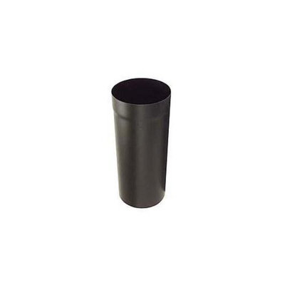Norwesco 8inch X 14inch Matte Black All Purpose Adaptors 328109