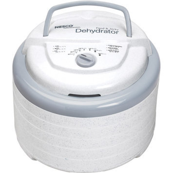 Nesco FD-75PR Snackmaster Pro 700 Watt Food Dehydrator