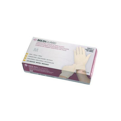 Medline MediGuard Synthetic Exam Gloves