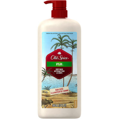 Old Spice Fiji Body Wash, 32 fl oz