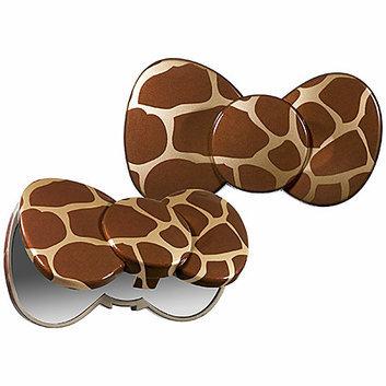 Hello Kitty Bow Compact Mirror Giraffe