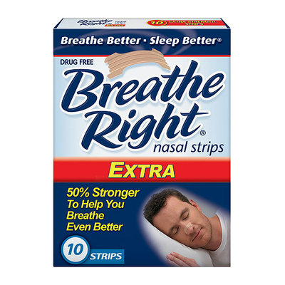 Placeholder Breathe Right Extra Nasal Strips