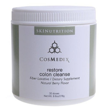 CosMedix Restore Colon Cleanse Powder, 9.74 oz
