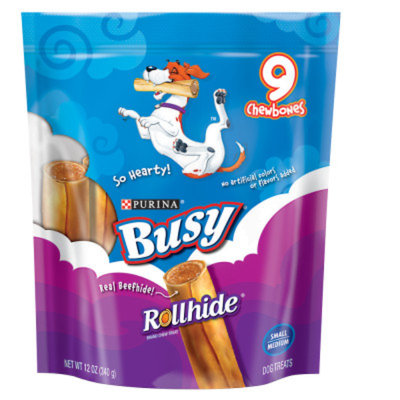 Purina Busy Rollhide Dog Treat