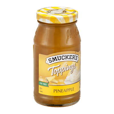 Smucker's Toppings Pineapple Fat Free