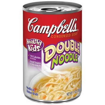 Campbell's® Double Noodle® Condensed Soup