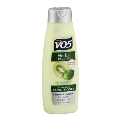 Alberto VO5 Herbal Escapes Clarifying Conditioner Kiwi Lime Squeeze