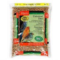 Hartz 97754 2 Lb Nutrition Small Bird Universal Diet