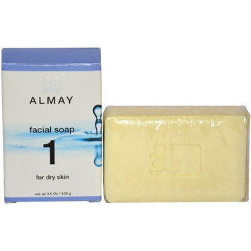 Almay Facial Soap for Dry Skin