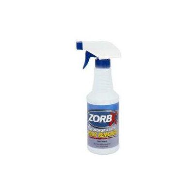 Zorbx 1130 Unscented Odor Remover 16 oz. - Case of 12