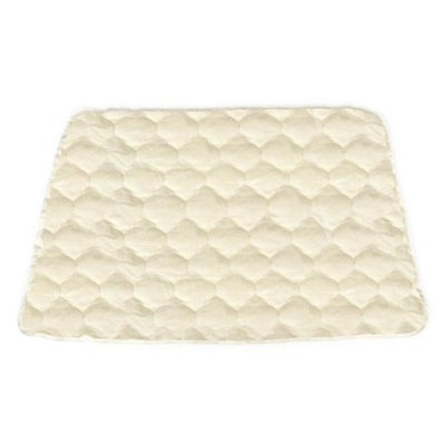 Unknown Snoozy Organic Flannel Cotton Anti Allergy Waterproof Multi Use Pad, 27