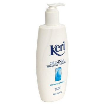 Keri Moisture Therapy Lotion, Original for Dry Skin - 15 oz
