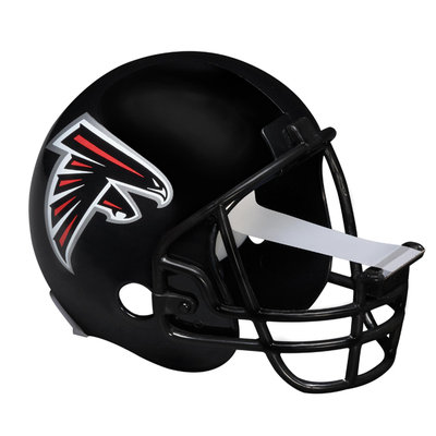 Scotch Magic Tape Dispenser Atlanta Falcons Football Helmet - Holds Total 1 Tape[s] - Refillable - Black (c32helmetatl)