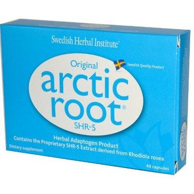 Swedish Herbal Institute, Original Arctic Root Rhodiola Rosea, SHR-5, 40 Capsules