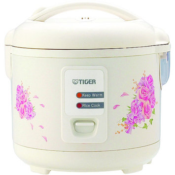 Tiger Electronics Tiger 10-Cup Electric Rice Cooker