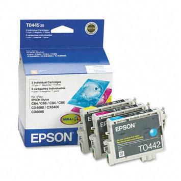Epson T044520 Tri Color Ink Cartridge - Kmart.com