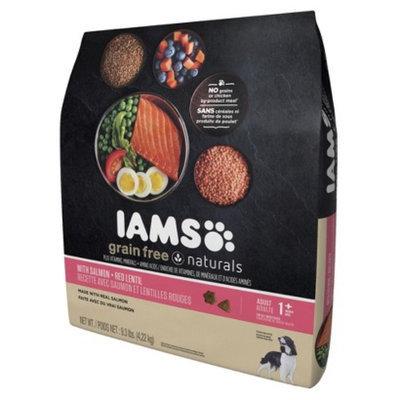 IAMS Iams Iams Grain Free Naturals Salmon & Red Lentils Dry Dog Food 9.3 Lb