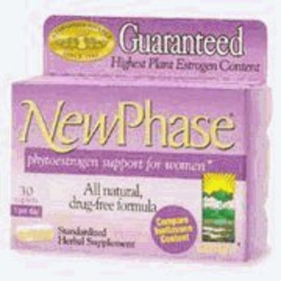 Chattem Labs Phase Complete Menopause Support Caplets, Extra Strength 30 ea