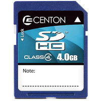CENTON Centon 4GB SDHC Memory Card