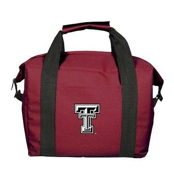 NCAA Texas Tech University Red Raiders 12 Pk Cooler