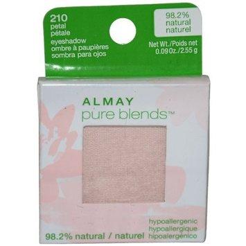 Almay Pure Blends Women Eye Shadow, Petals, 0.09 Ounce