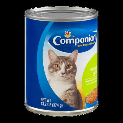 Companion Premium Cat Food Mixed Grill
