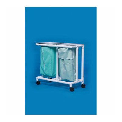 Innovative Products Unlimited Double Linen Hamper