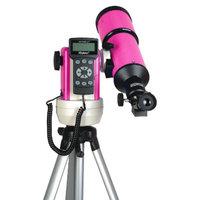 iOptron GOTONOVA SmartStar-R80 GPS Telescope - Pink