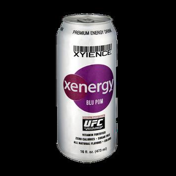 Xenergy Blu Pom Premium Energy Drink