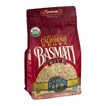 Lundberg Family Farms Organic California Brown Basmati Rice, 2 LB (Pack of 6)