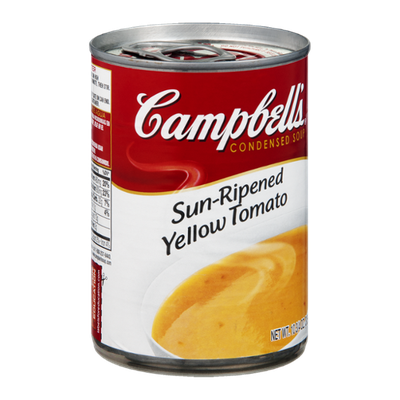 Campbell's Condensed Soup Sun-Ripened Yellow Tomato