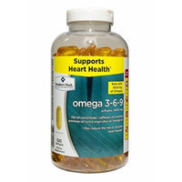 Member's Mark Omega 3, 6, 9 Dietary Supplement 1600 Mg, Soft Gels, 325-Count