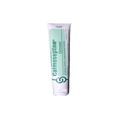 Calmoseptine Ointment to Prevent & Heal Skin Irritations, 4 oz