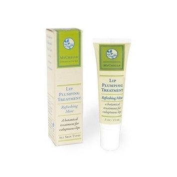 Mychelle Dermaceuticals MyChelle Lip Plumping Treatment, Refreshing Mint, 0.5-Ounce Tube