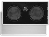 Monoprice 106317 5 1 4 Inch Center Channel Micro Flanged In Wall Speaker HEC0G8M87-1612