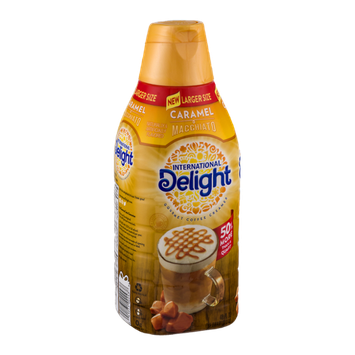 International Delight Gourmet Coffee Creamer Caramel Macchiato