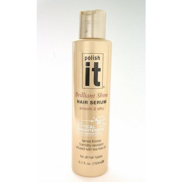 Polish It Mega Shine Hair Serum Smooth & Silky 5 oz