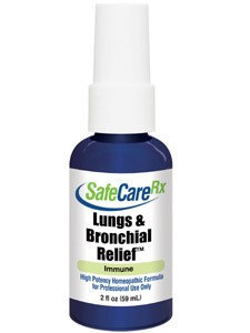Safecare Rx Lungs & Bronchial Relief 2 oz