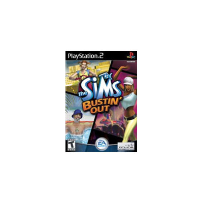 Electronic Arts The Sims: Bustin' Out (PlayStation 2)
