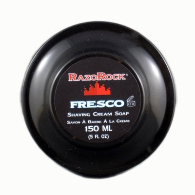 RazoRock Fresco Shaving Cream Soap 150ml
