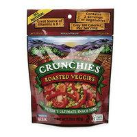 Crunchies Freeze Dried Snack Food Roasted Veggies