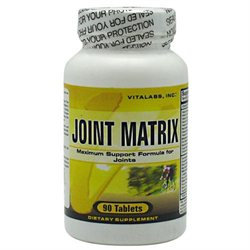 Vitalabs Joint Matrix Tablets 90 Count