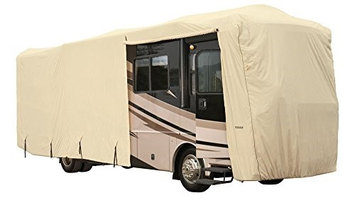 Eevelle GLRVA2830T Goldline Cover Class A Motor Home - Tan