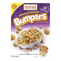 Mother's Peanut Butter Bumpers Crunchy Corn Cereal 14-oz.