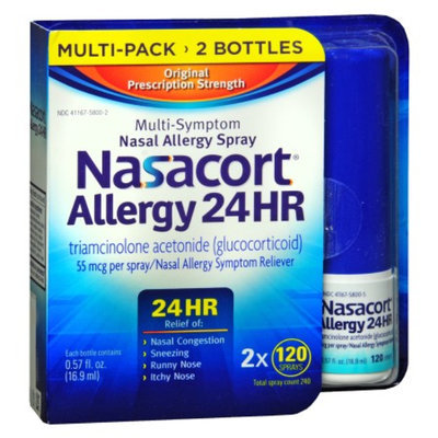 Nasacort Allergy 24 Hour Spray