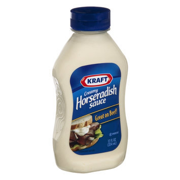 Kraft Creamy Horseradish Sauce